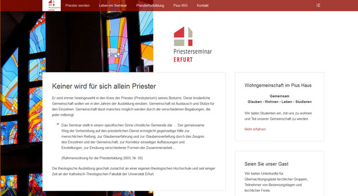 Priesterseminar Erfurt