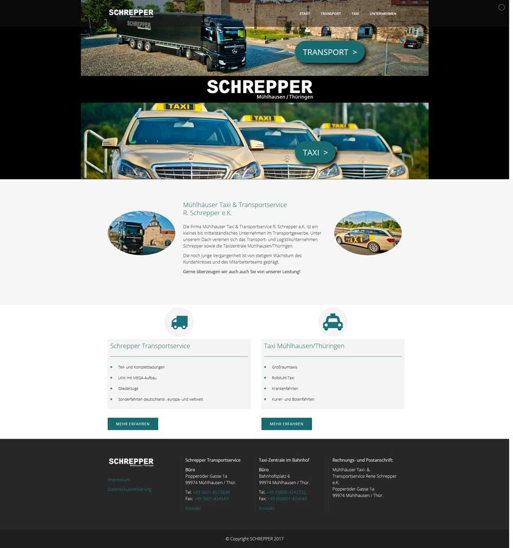 Schrepper Transport- und Taxiservice